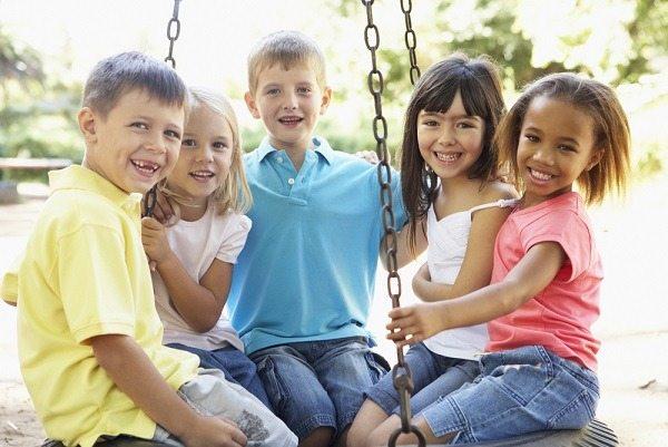 How to raise happy healthy children