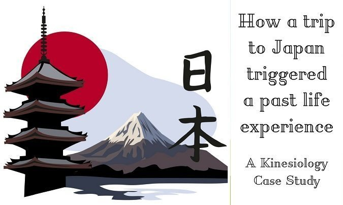 How a trip to Japan triggered a past life experience