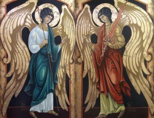 Healing from Archangel Michael & Archangel Gabriel