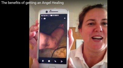 The Benefits of getting an Angel Healing