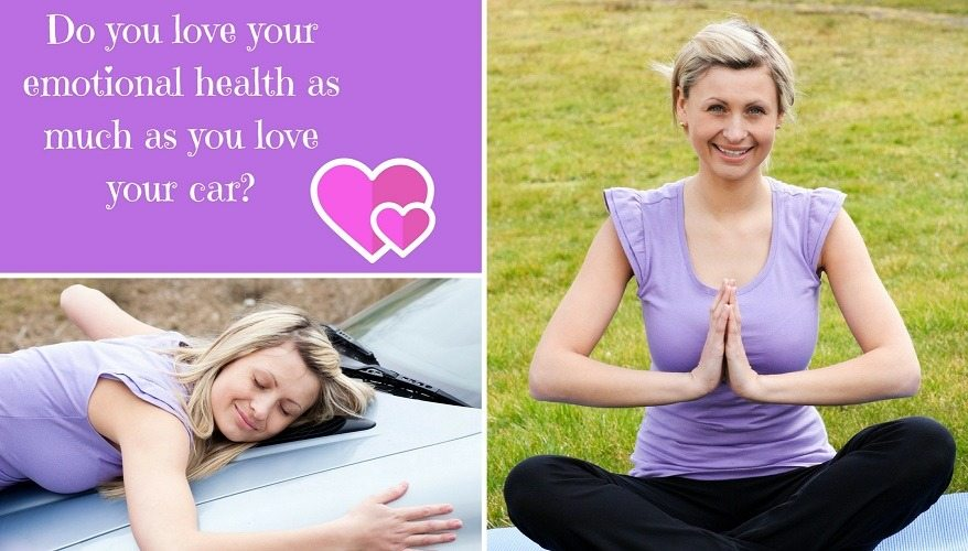 Do you love your emotional health