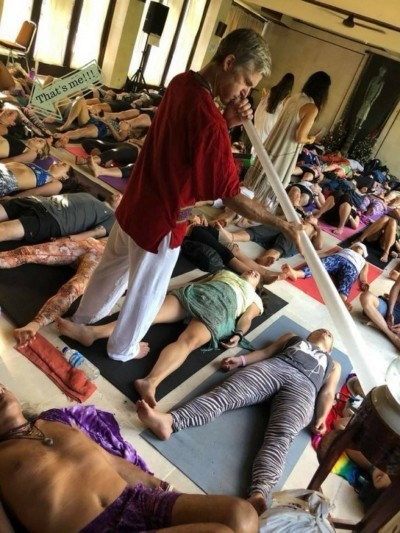 Crystal Didgerdoo Sound Healing - Bali Spirit Festival