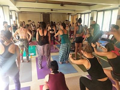 TRE Trauma and Release Workshop - Bali Spirit Festival