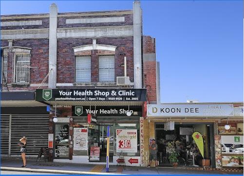 Liesl Frank at Your Health Shop 1