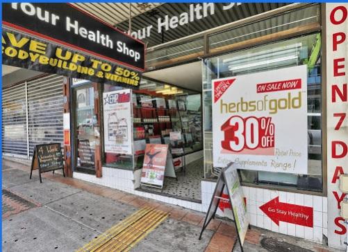 Liesl Frank at Your Health Shop 2